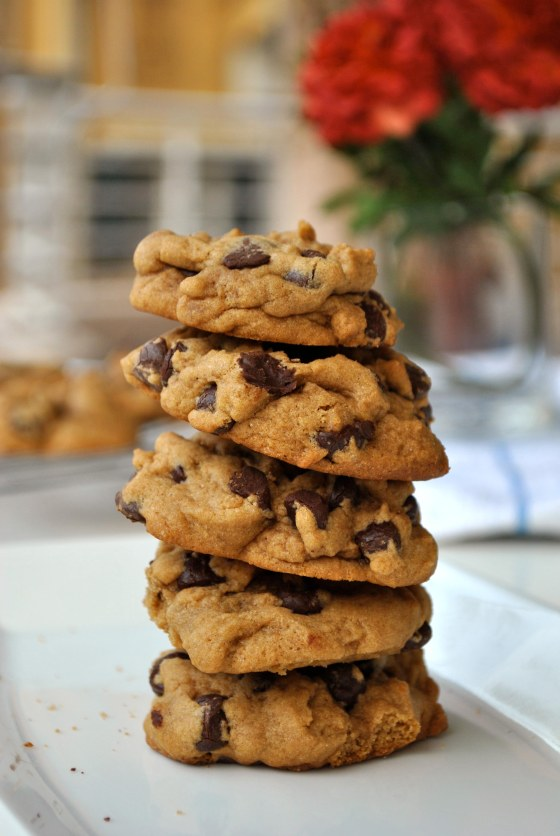Thick and Chewy Chocolate Chip Cookies | Brownie Box